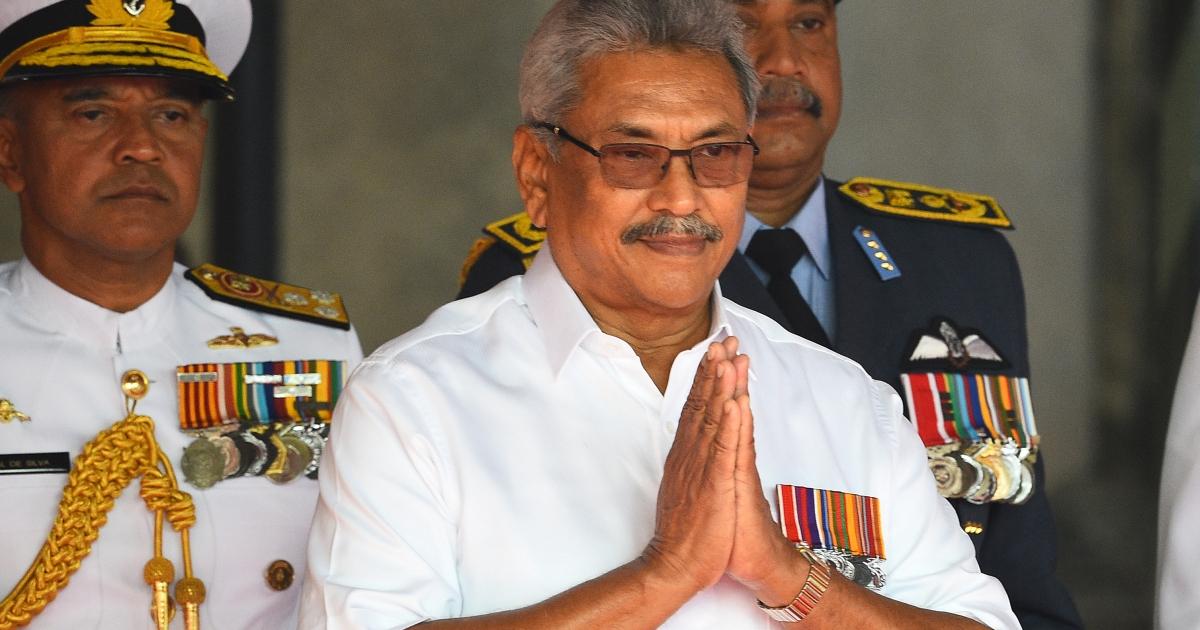 Sri Lanka Parliament votes to strengthen presidential power thumbnail