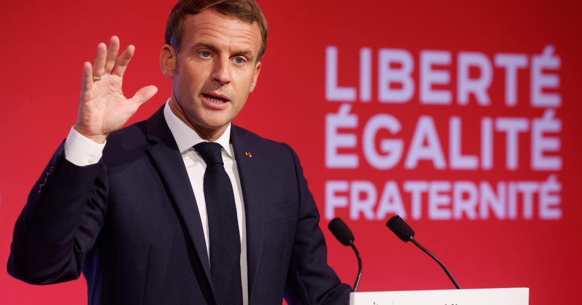 Macron Says Islam In Crisis Prompting Backlash From Muslims France Al Jazeera