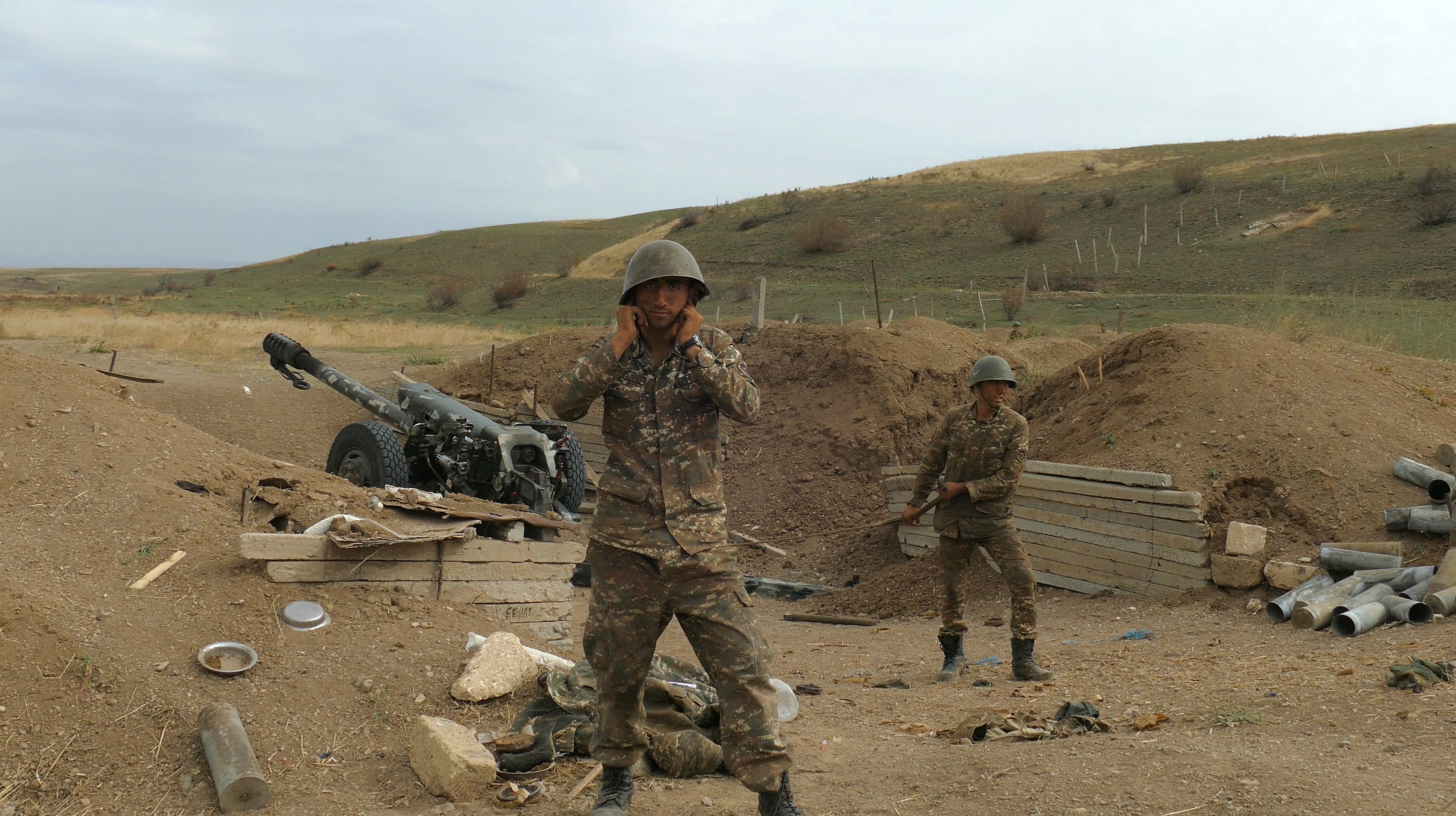 """Russian Federation warns that Nagorno-Karabakh could become Islamist militant stronghold"""""""