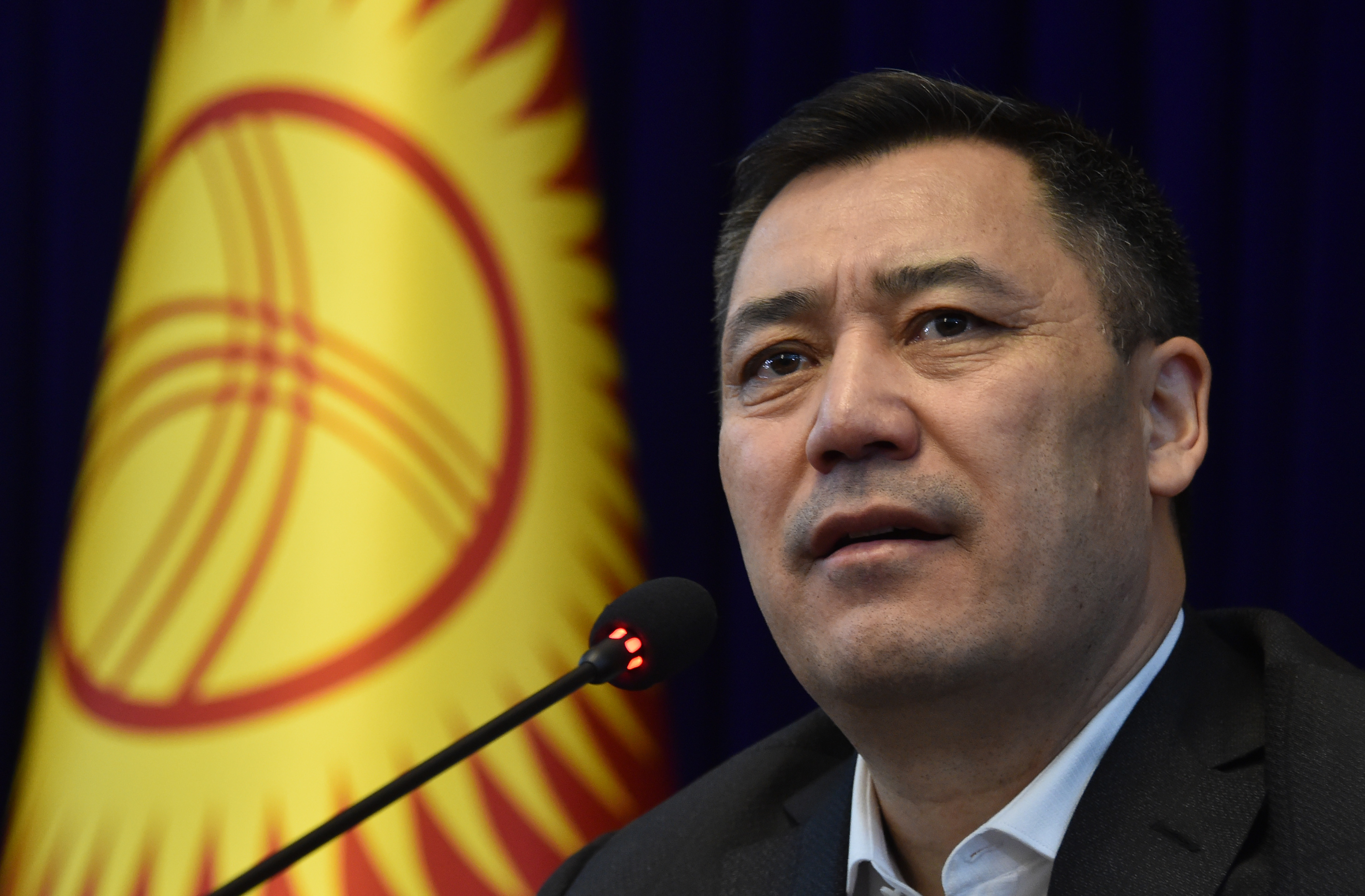 Kyrgyzstan president faces pressure to resign amid turmoil