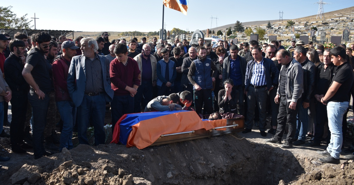 Nagorno-Karabakh fighting continues as second truce fails to hold
