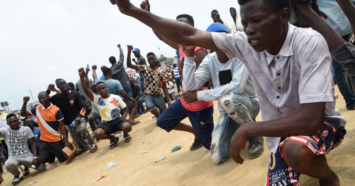 AU slams Nigeria violence, governor says army 'offers to deploy' - aljazeera