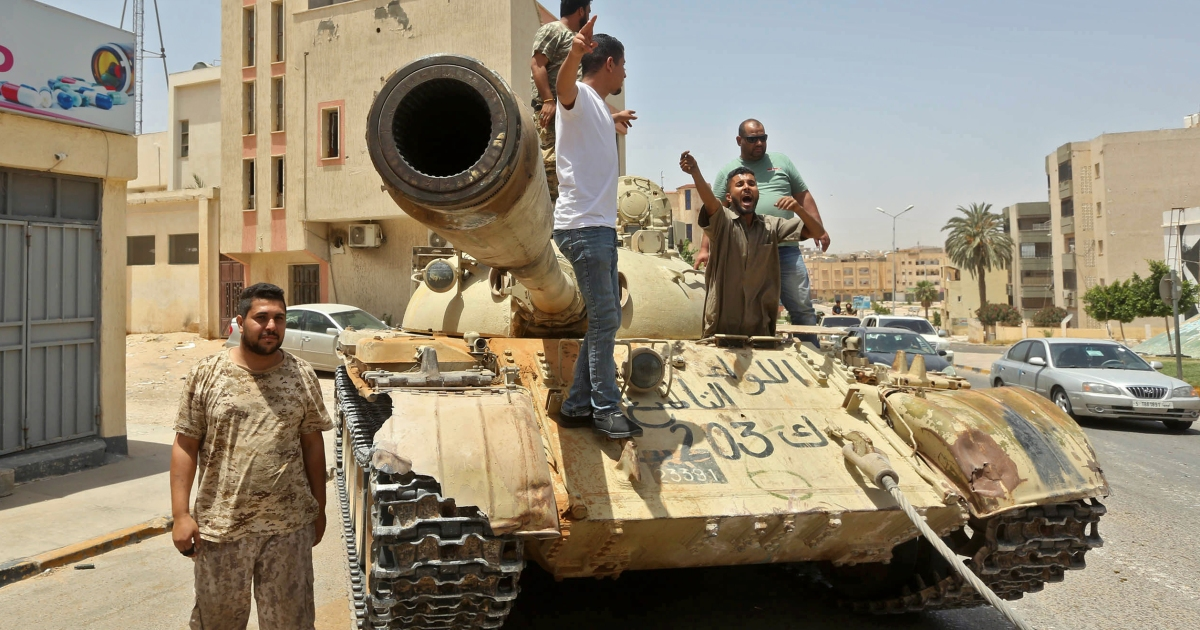 Libya timeline: Haftar's offensive to a ceasefire