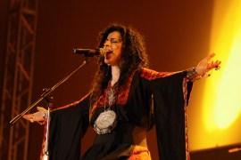 Rim Banna: The voice of Palestine