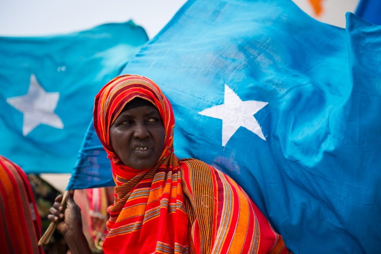 For decades, Somalia has felt the power of Washington both directly and indirectly [FILE - Phil Moore/AFP)