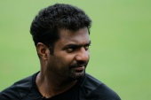 Tamil politicians in India accuse Muralitharan, who retired from Test cricket in 2010, of betraying fellow Tamils during Sri Lanka's civil war [File: Tim Chong/Reuters]