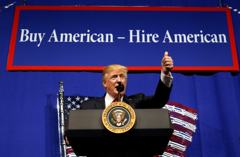 Trump's biggest campaign promises: Did he deliver?