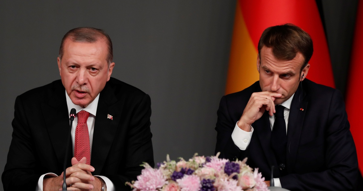 Erdogan says Macron 'needs treatment' over attitude to Muslims