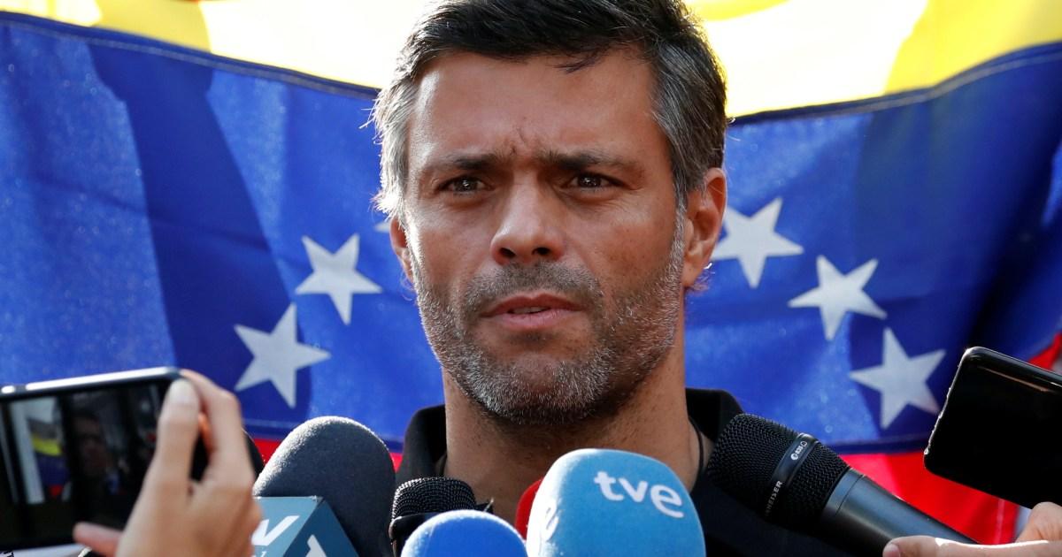 Venezuela opposition figure leaves Caracas refuge for abroad thumbnail