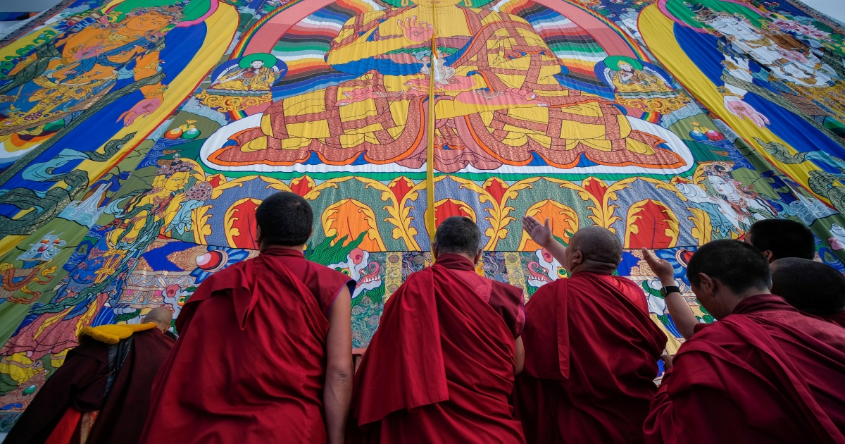 US appoints Tibet coordinator amid tensions with China   Asia Pacific