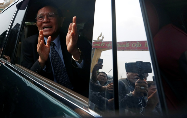 Cambodia's opposition staggers on in face of Hun Sen crackdown | Cambodia