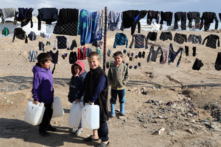MKore than five million people in Syria who directly depend on river water were directly impacted by the growing water crisis [File: Goran Tomasevic/Reuters]