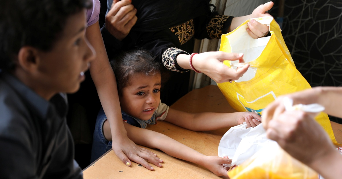 Yemen relief groups worried UN experts report might hurt aid work thumbnail