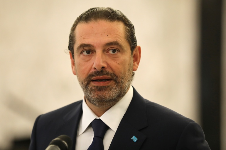 Sunni leader Hariri's last coalition government was toppled almost exactly a year ago [File: Mohamed Azakir/Reuters]