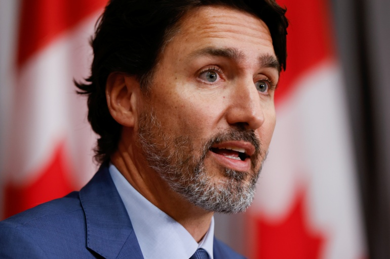 Canadian Prime Minister Justin Trudeau's government has made immigration a key pillar of its plan to boost the economy [File: Blair Gable/Reuters]