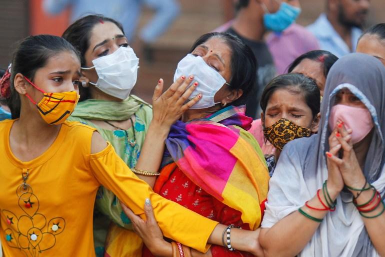 India Passes Grim Milestone Of 100 000 Covid 19 Deaths Coronavirus Pandemic News Al Jazeera