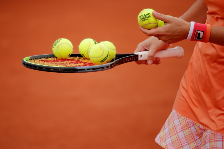 The French Open, which is usually held in May, was postponed because of the coronavirus pandemic [Charles Platiau/Reuters)