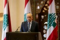 Lebanese Parliament Speaker Nabih Berri said discussions would be held under the auspices of the United Nations [Aziz Taher/Reuters]