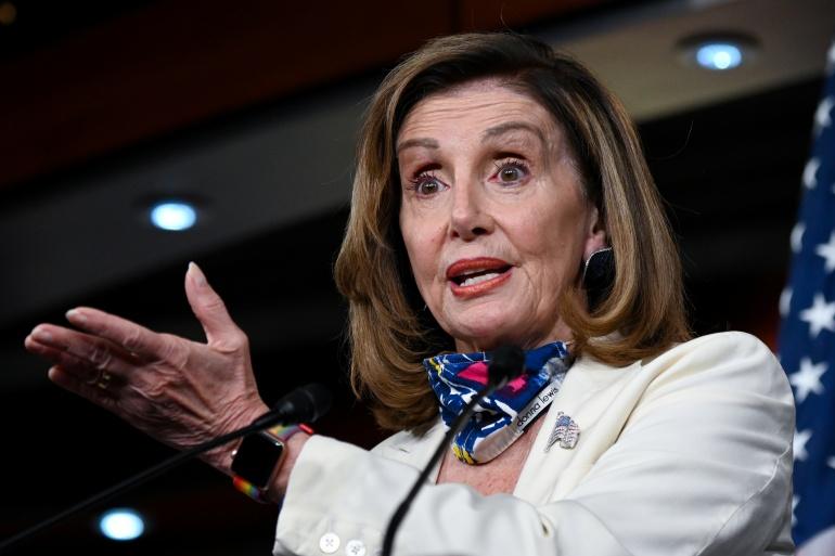 Democrats Trump Confirm No Us Stimulus Before Election Day Us Elections 2020 News Al Jazeera
