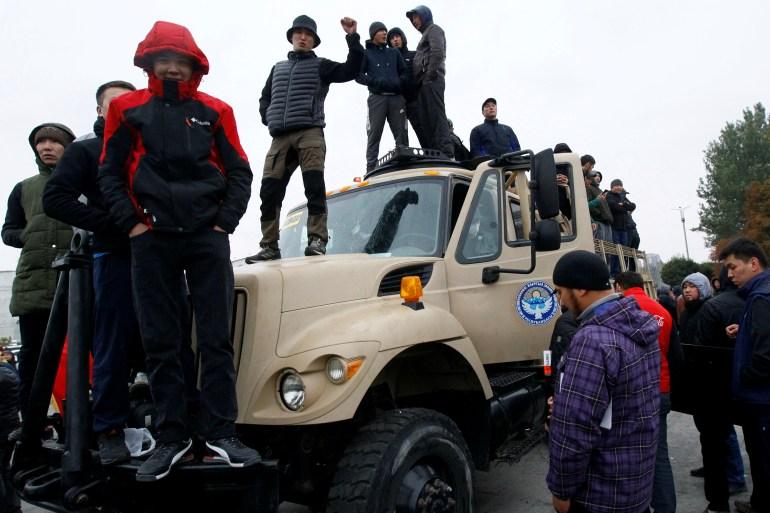 Kyrgyz president orders state of emergency in capital amid unrest    Kyrgyzstan   Al Jazeera