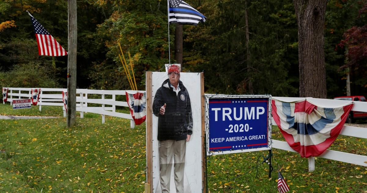 'Army for Trump' preps poll-watching operation, raising concerns thumbnail