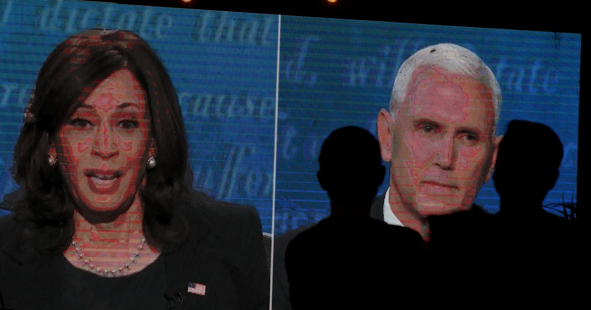 US VP debate analysis: Sharp contrasts in policy, personality