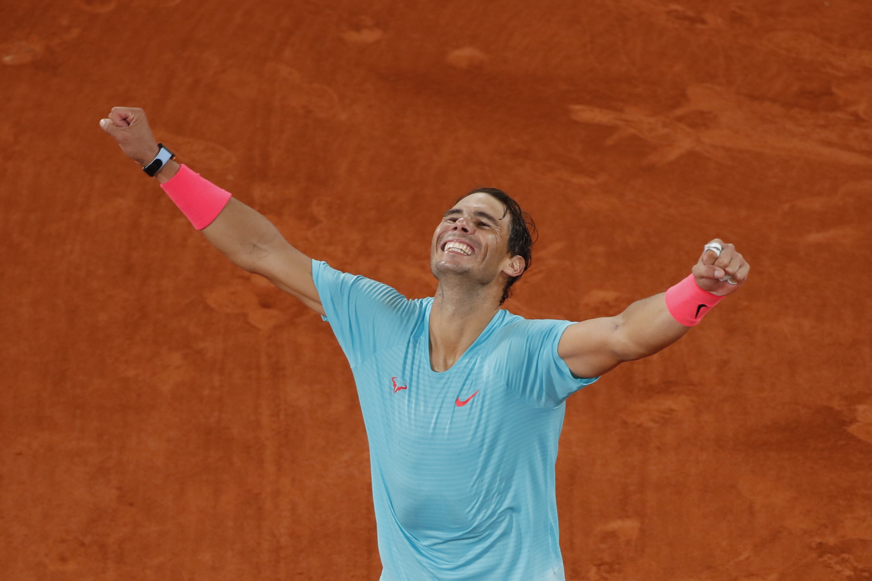 Nadal Wins French Open To Claim Record equalling th Grand Slam France Al Jazeera