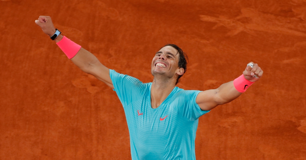 Nadal wins French Open to claim record-equalling 20th Grand Slam – Al Jazeera English