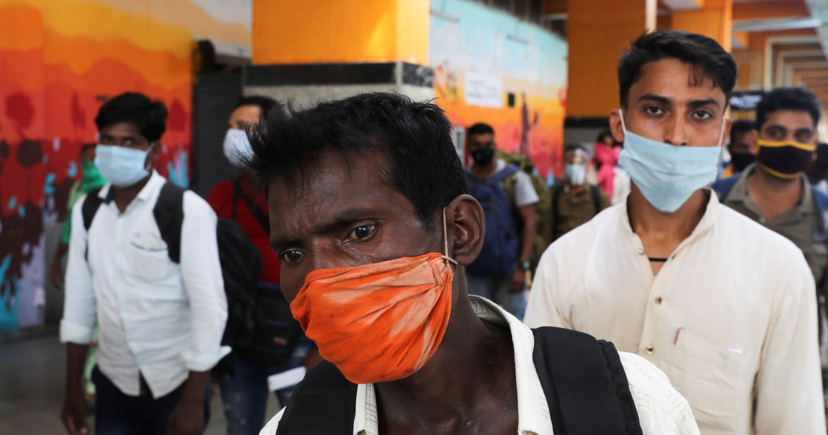 India sees fewest new coronavirus cases in nearly two months – Al Jazeera English