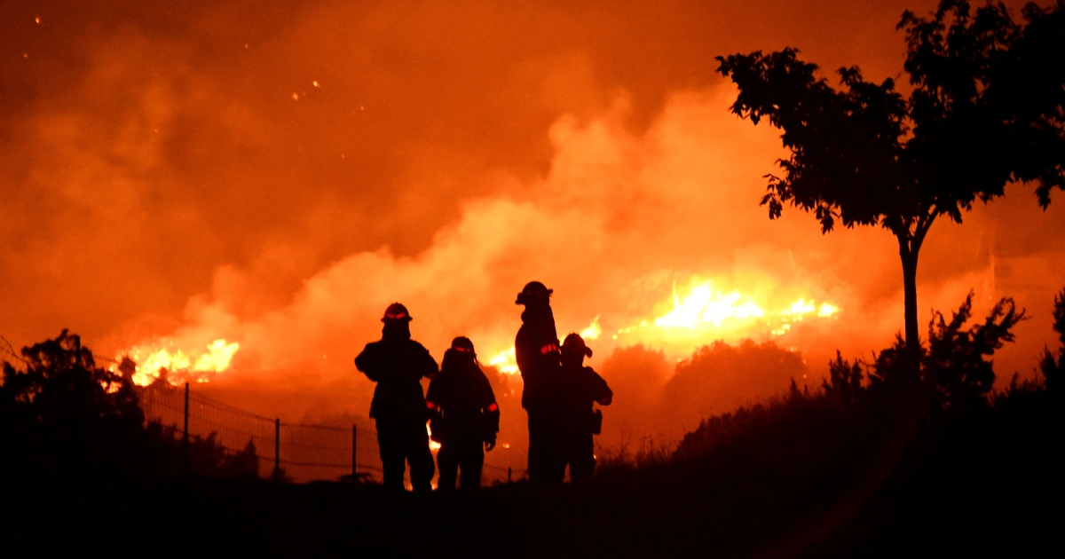 In about-face, Trump approves California fire relief funds thumbnail