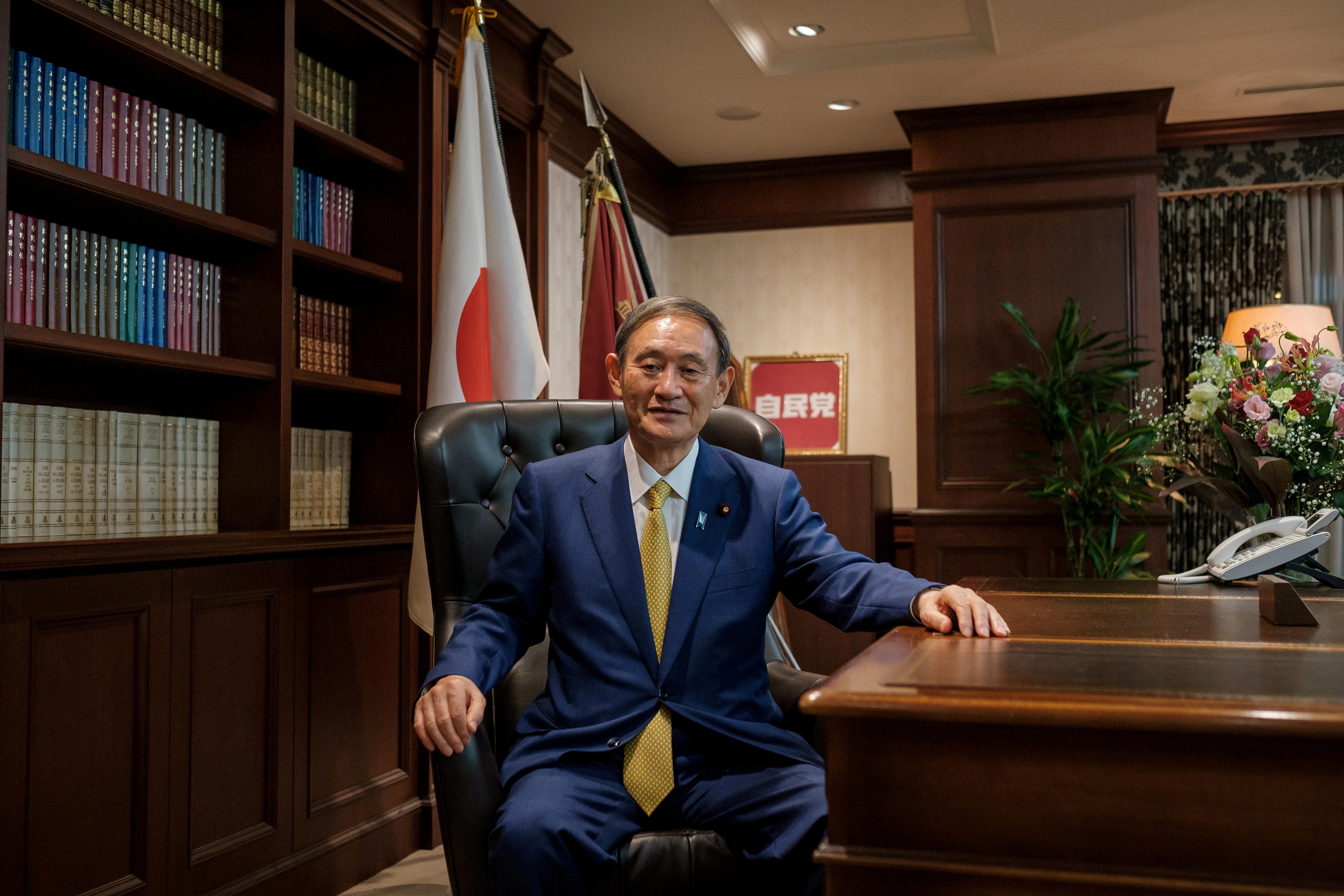 S. Korea voices 'deep regrets' over Suga's offering to Yasukuni war shrine