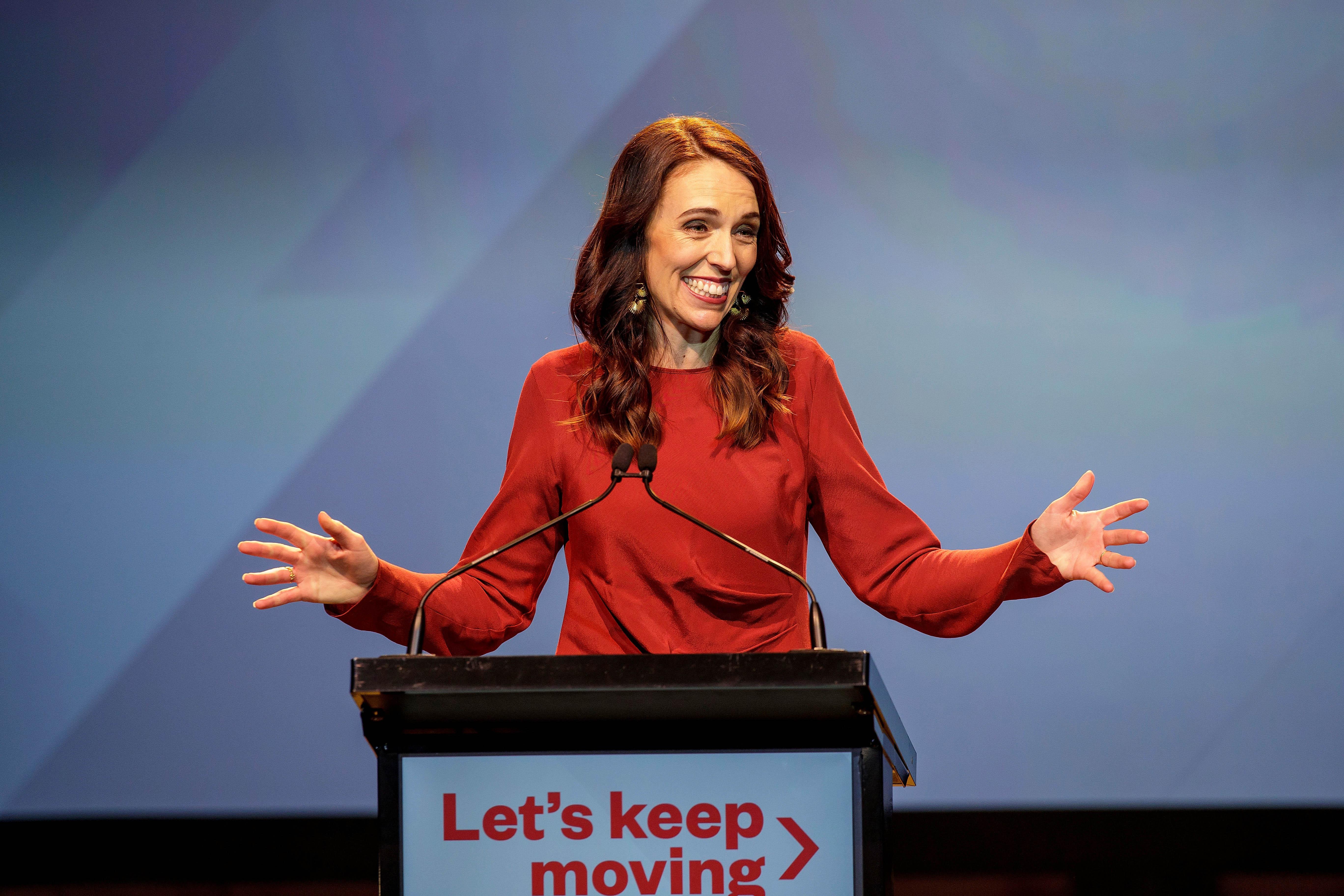 New Zealand election: Jacinda Arderns Labour Party