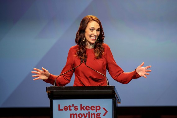 If Labour wins more than half the seats, Ardern could form the first single-party government under the current system [Reuters]