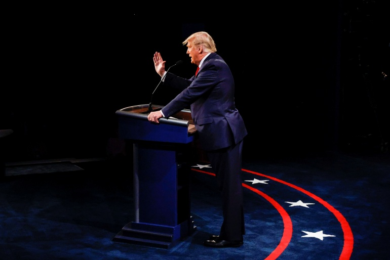 Trump-Biden differences laid bare in final US presidential debate