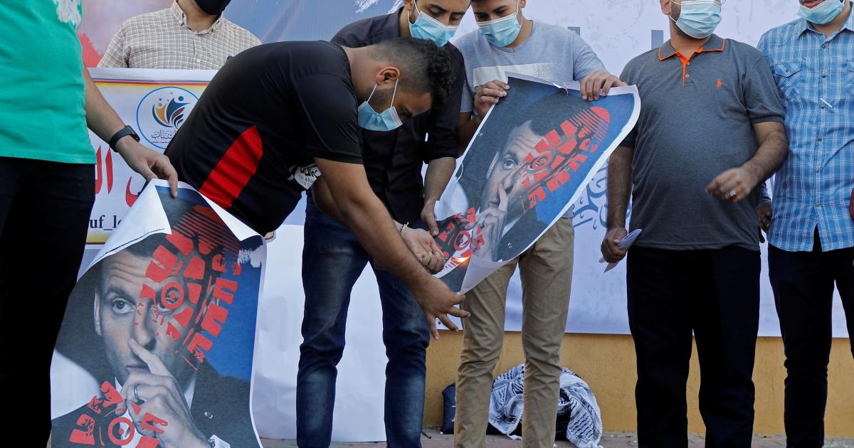 Muslim world's fallout with France deepens: Live news - Al Jazeera English