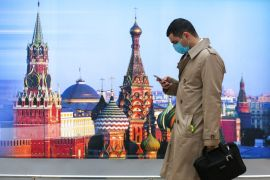 A poll for the World Economic Forum found that Russians exhibited the deepest unease about job security, with 75 percent of respondents saying they are concerned about their employment [File: Andrey Rudakov/Bloomberg]