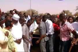 Niger: Thousands attend funeral of slain student