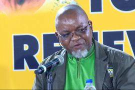 South Africa's ANC to choose successor to Zuma