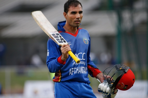 Tarakai made his international debut in the 2014 T20 World Cup and played his only one-day international against Ireland in 2017 [File: Altaf Qadri/AP]