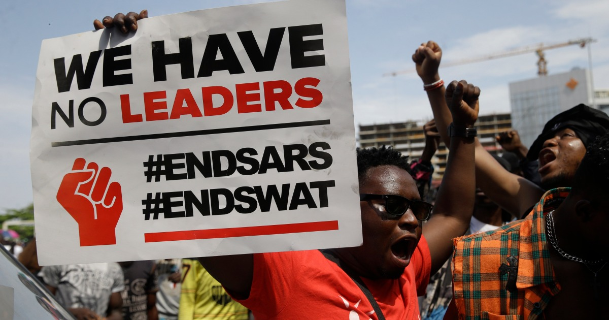 Nigeria: Is SARS gone or is it being rebranded? undefined