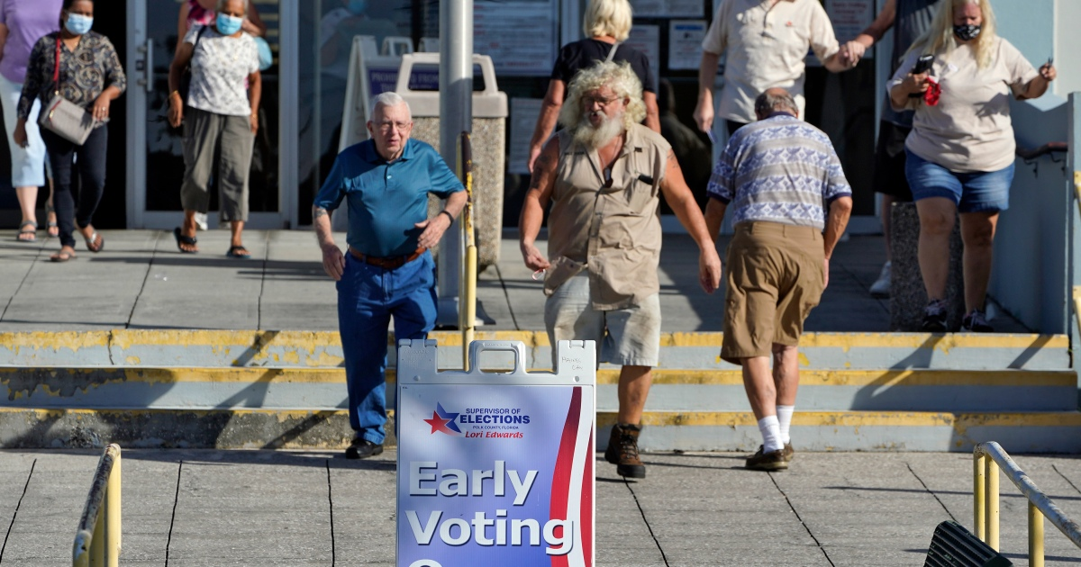 Analysis: Don't be fooled by high early US voting numbers thumbnail