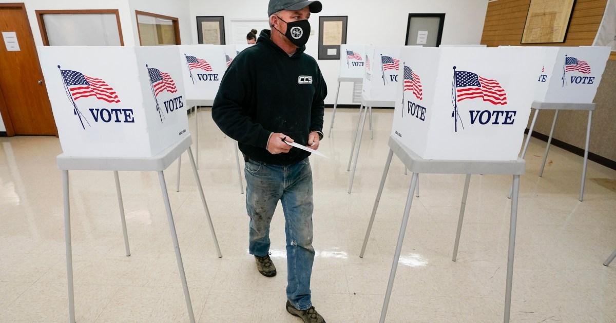 US election night scenarios: Early winner or 'doomsday'? – Al Jazeera English