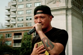 Rapper China Mac co-organised a rally in New York calling for justice for Asian Americans [Al Jazeera]