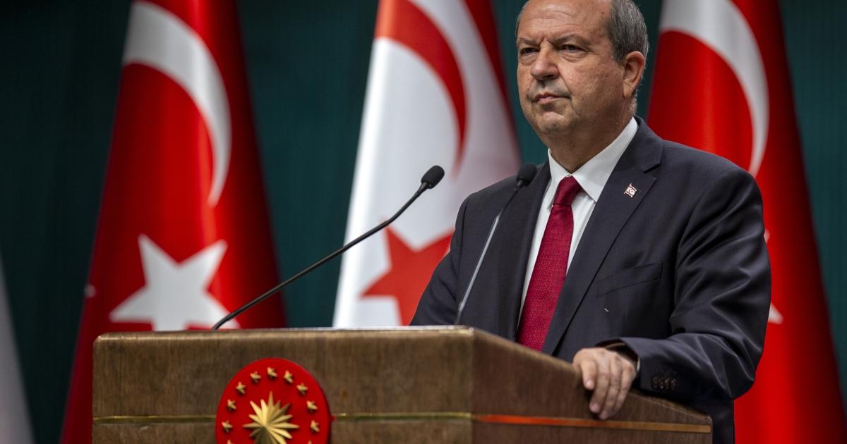 Ersin Tatar elected new Turkish Cypriot leader thumbnail