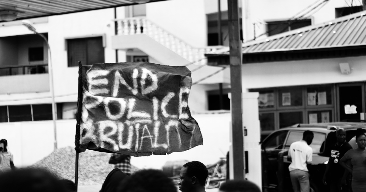 Can Nigeria's #EndSARS protests lead to police abolition? - aljazeera