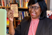 Dr. Sarita McCoy Gregory's top election issues are reforming the justice system and healthcare [Courtesy of Sarita McCoy Gregory]
