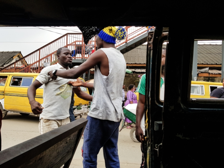 Nigeria's bus drivers battle thugs, a union and police in Lagos | Business  and Economy News | Al Jazeera