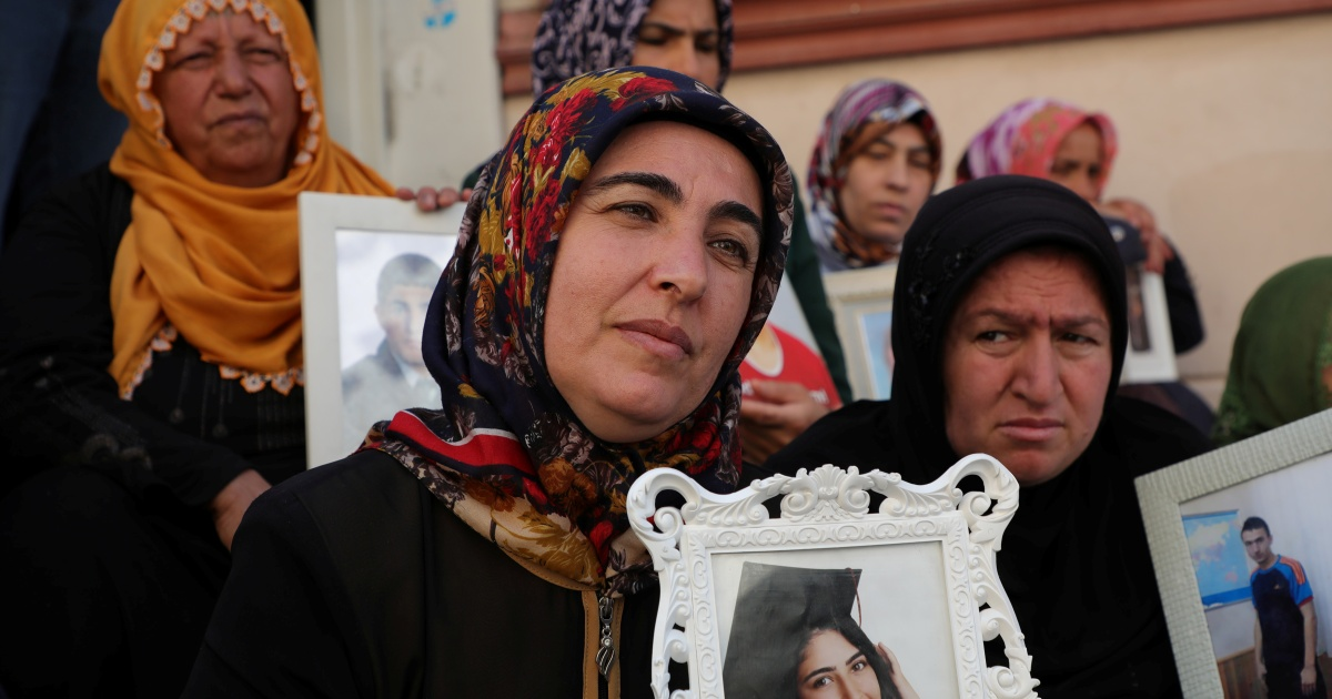 'Diyarbakir Mothers' demand return of missing children in Turkey