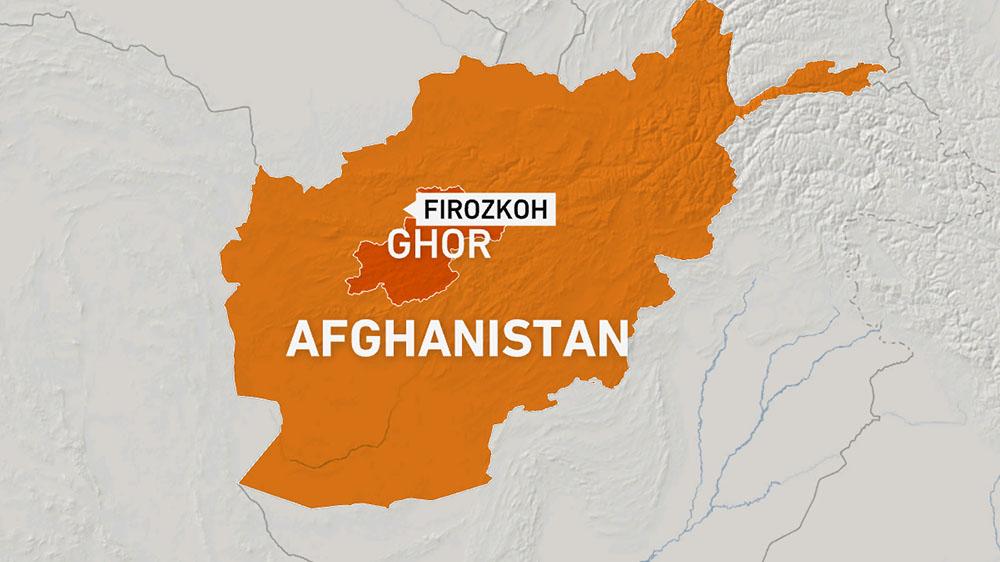 Afghan radio journalist shot dead in car ambush thumbnail