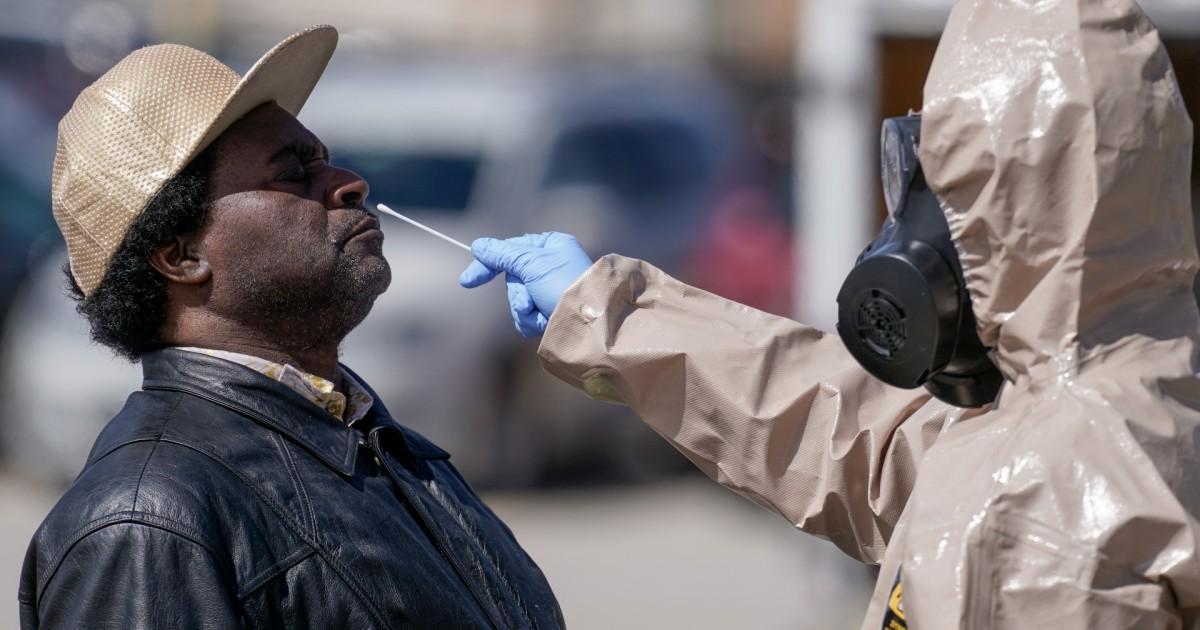 COVID-19 ravages US Midwest as cases, deaths surge thumbnail